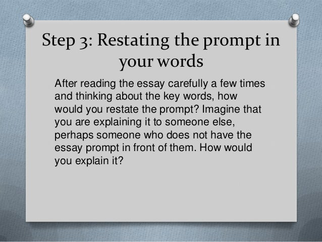 essay prompt verbs Phrasal verbs in toefl prompts this is because the use of phrasal verbs is not strictly necessary in toefl speeches and essays understanding phrasal verbs is.