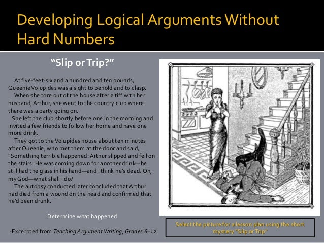 A logical solution to the problem - 2 part 7