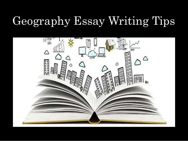How to write a geography essay