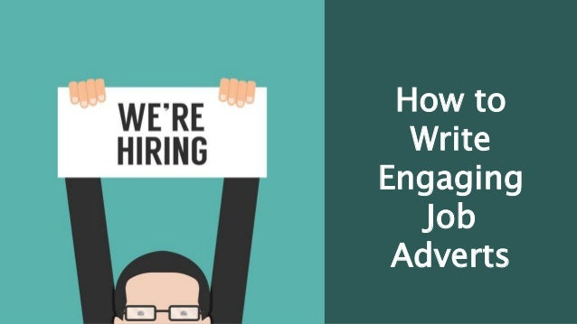 The Definitive Guide to Writing Job Adverts
