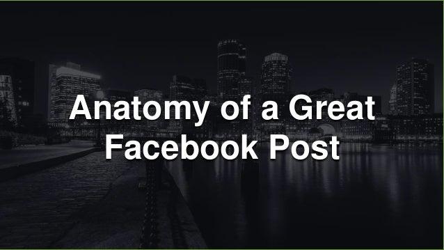 Facebook Basics: How to Write Great Facebook Posts Slide 2