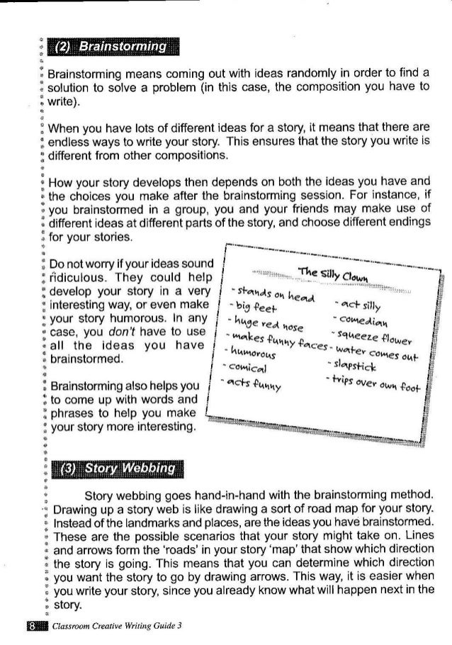 images about Creative writing descriptive on Pinterest     SlidePlayer From     Creative Writing Exercises  Invention of Form   Writing Exercises    Pinterest