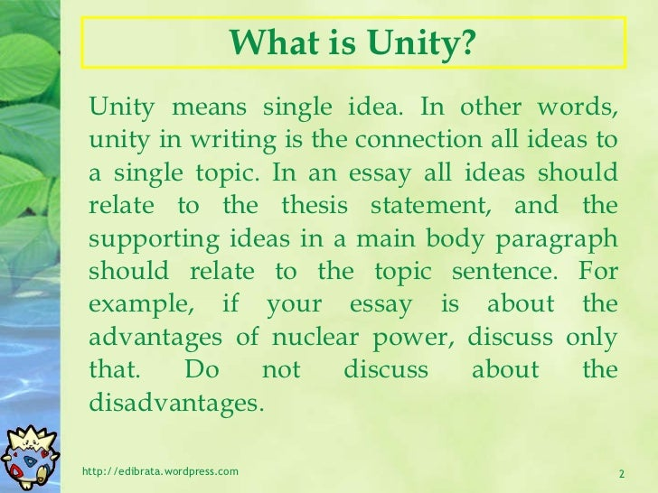 essay writing unity — —  — world unity essay writing the unity religious movement in canada nbsp unity in canada began in the late 1880 s with a publication called modern thought.