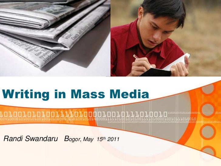 Writing for the Mass Media, 9th Edition