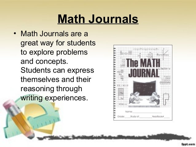 Interactive math journal example youtube.