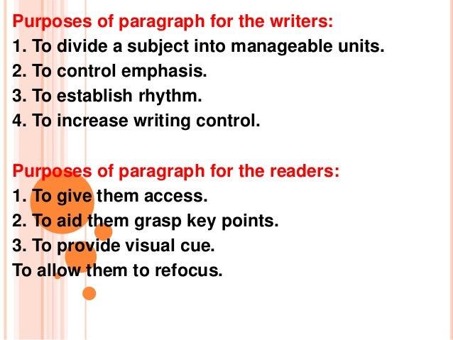 paragraph on discipline