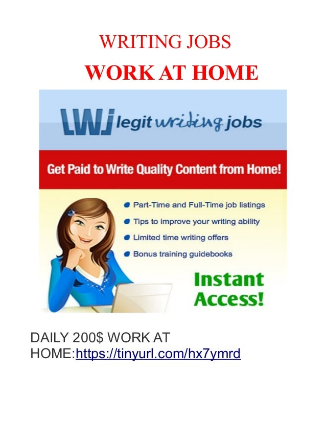 writing jobs work at home earn daily writing jobs work at home daily 200 work at home