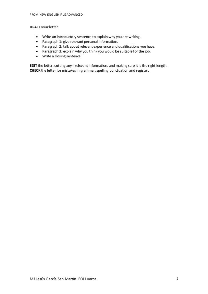 Cover letter for research application