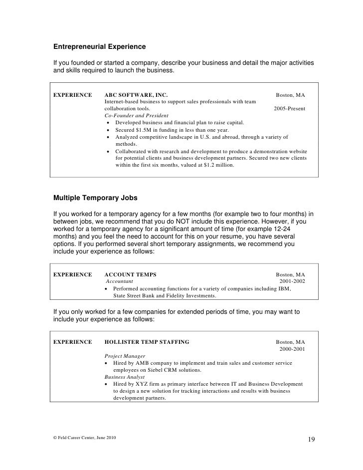 entrepreneur curriculum vitae sample professional fashion