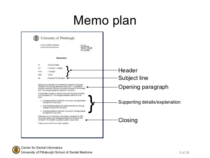 How to Address a Memo to Multiple People