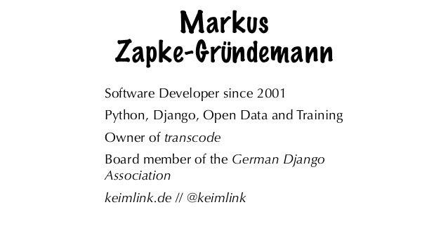 Writing multi-language documentation using Sphinx Slide 2