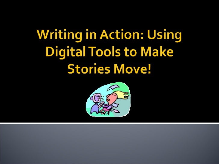 Using VoiceThread for digital storytelling in schools Slide 1