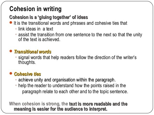define coherent essay The next stage of writing a thematic essay is to determine the proper method of how to write a thematic essay your target is to compose a coherent essay that has an introduction, supporting paragraphs, and conclusion.