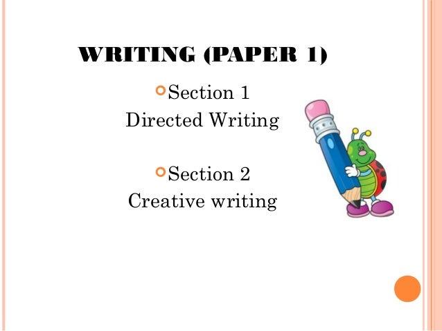 Writing paper ppt final Slide 2