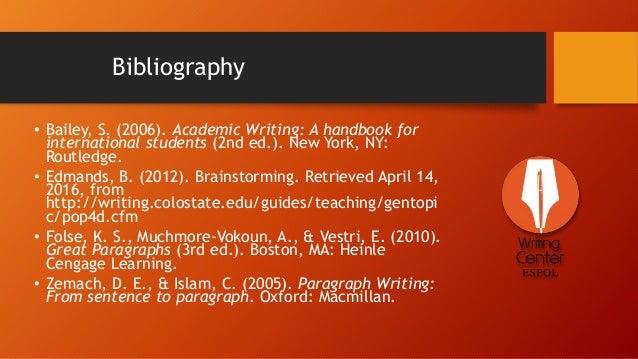 Macmillan Writing Series