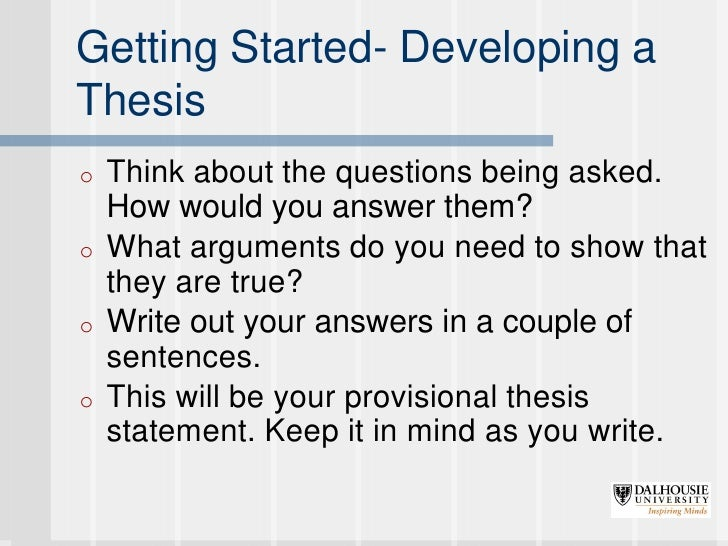 how long should an undergraduate thesis proposal be What is a master's thesis a master's thesis is a piece of original scholarship written under the direction of a faculty advisor how long should it be.