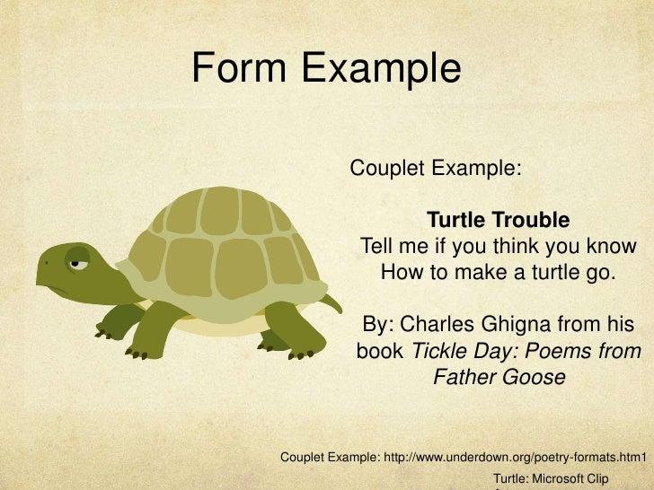 how to write a couplet poem - Edumac