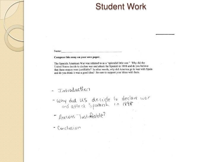 Student Work<br />