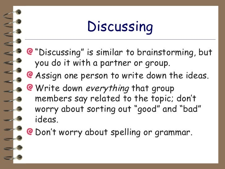 brainstorming strategies for essay writing Free tips on steps in writing the essay: brainstorming.