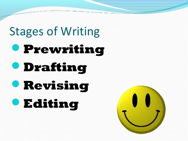 the writing process consists of prewriting writing and rewriting Kaelyn causwell dr mckenzie eng 1102 22 april 2016 writing process the writing process consists of prewriting, drafting, revising and editing, rewriting, and publishing it mirrors the way proficient writers construct writing works.