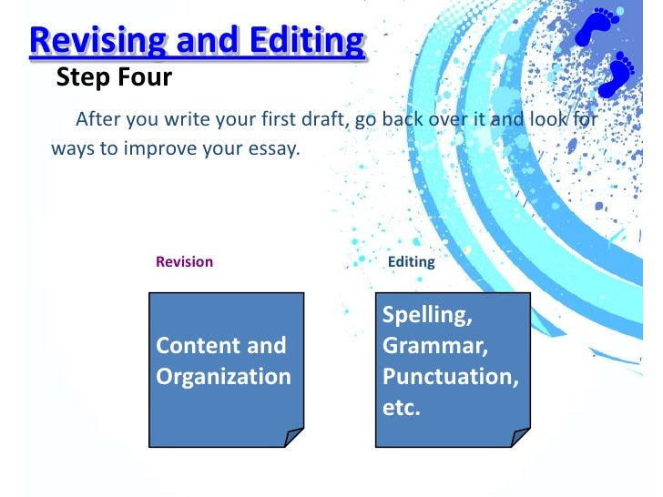 writing process ppt and assignment 7