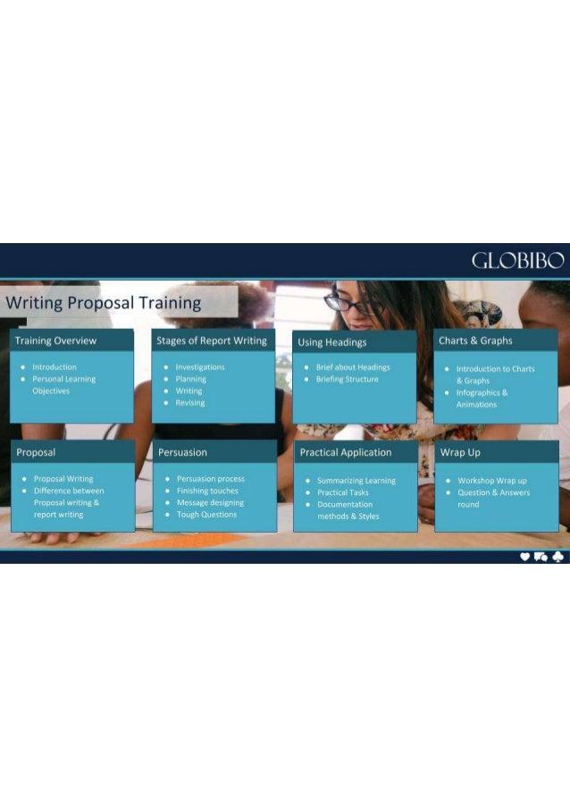 Writing Proposals Training