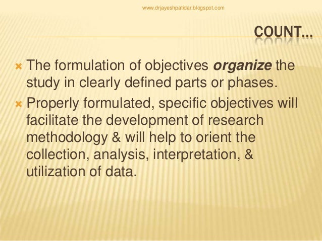 Sample objectives of research paper case study writing services au