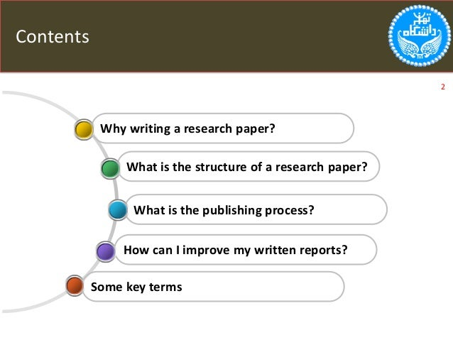 how to write an amazing research paper