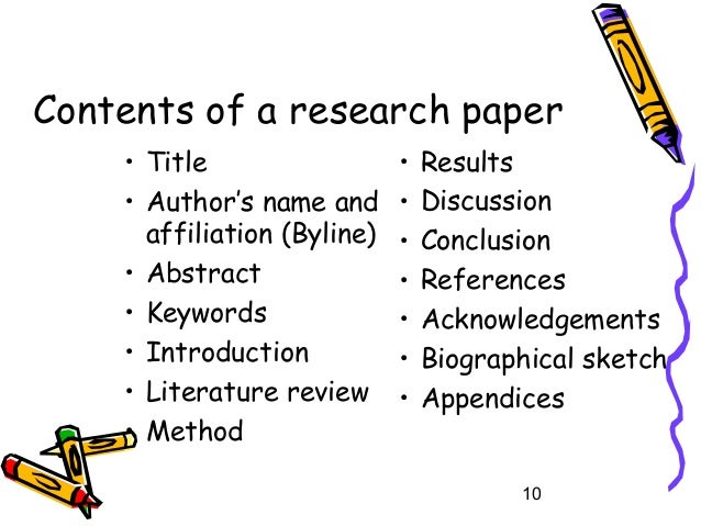 creating outline argumentative research paper