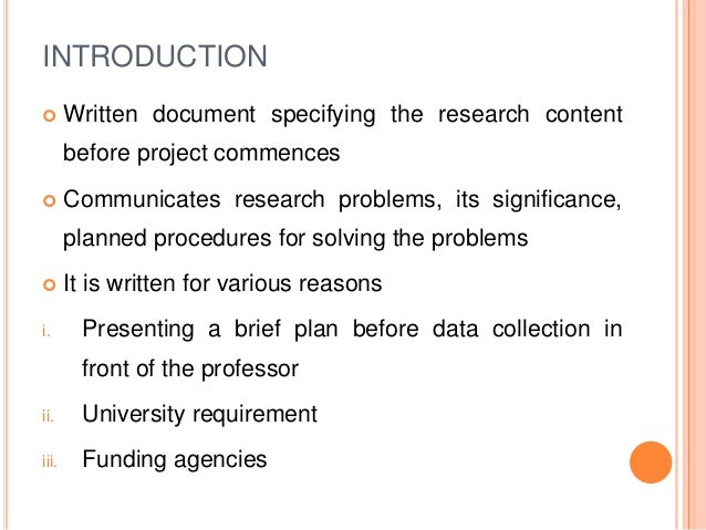 Guidelines On Writing A Research Proposal University Of Hawaii Research  Proposal Format Example