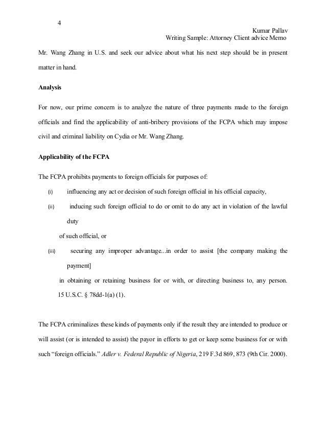 Client advice letter kahre. Rsd7. Org.