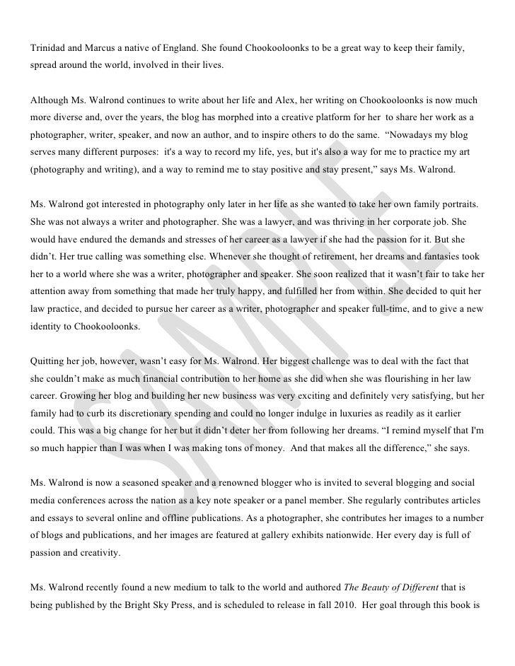 Write an essay my favorite book