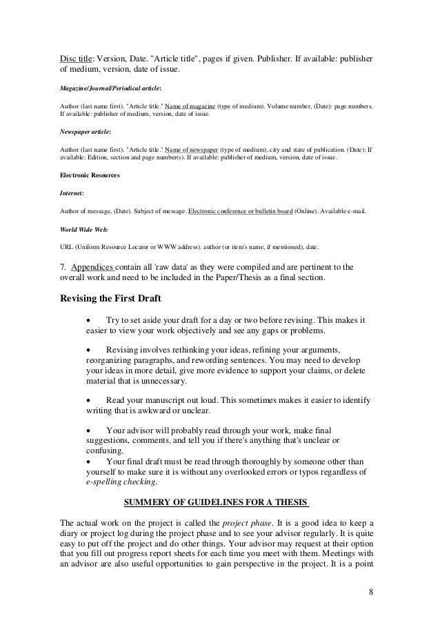 articles on resumes