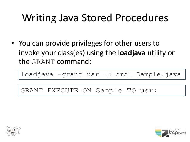 execute stored procedure from stored procedure oracle