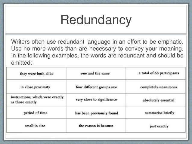 Wikipedia:Avoid writing redundant essays