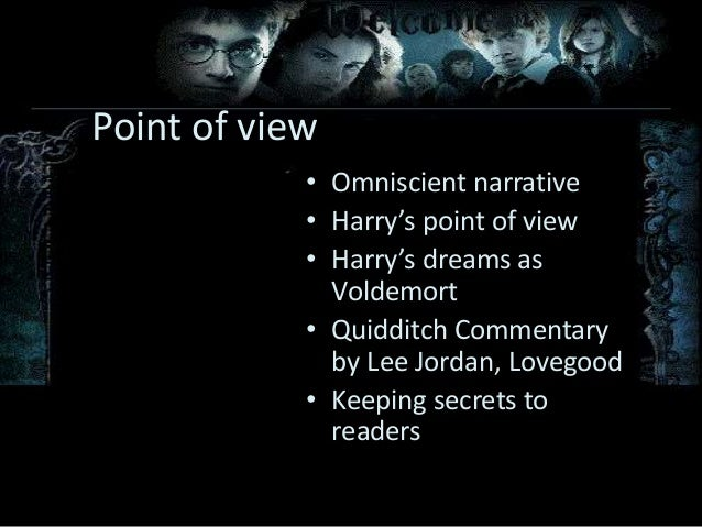 writing style and techniques of j k rowling in harry potter writing style and techniques of j k rowling in harry potter series 2