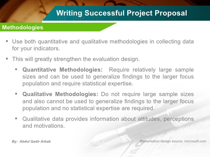 Writing Successful Project Proposal 10 728gcb1254732018
