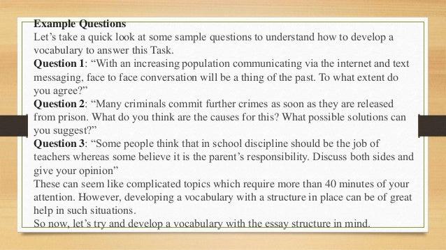 Descriptive essay topics places