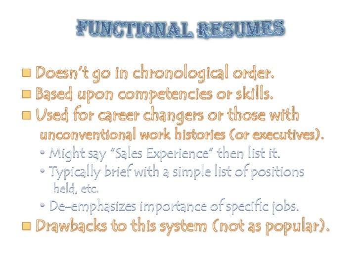 writing the effective resume priya