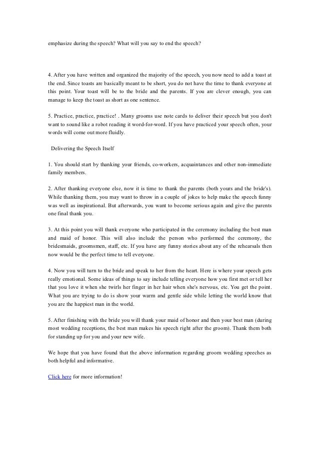 Maid to order essay