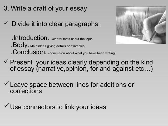 how to write a ra