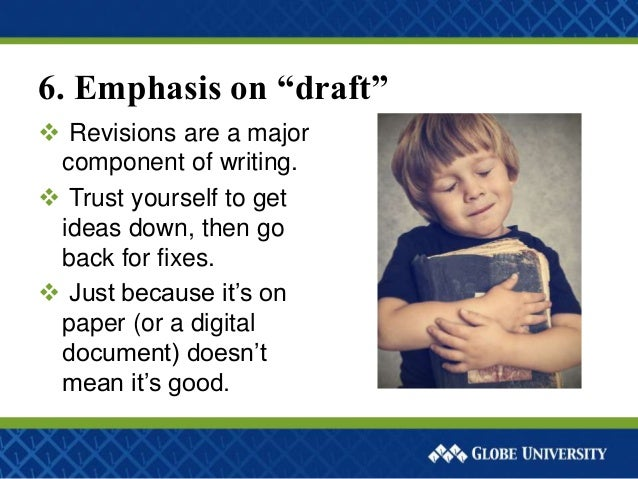 creative writing tips for college students