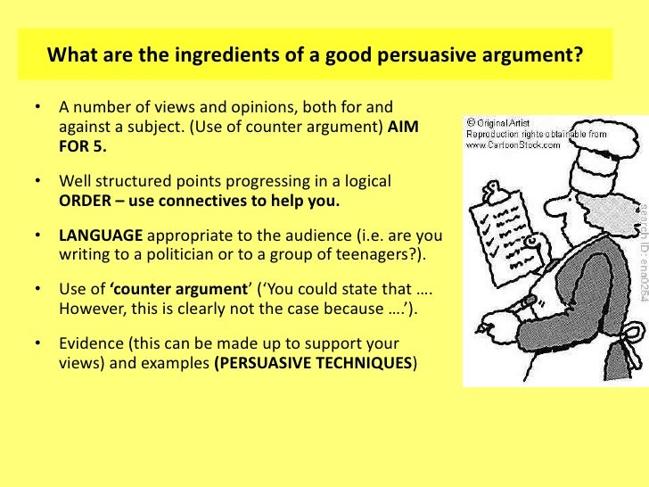 counter argument essay examples How to address a counterargument in an argumentative essay addressing a counteragument is very persuasive because it shows your audience that you're thinking about their concerns.