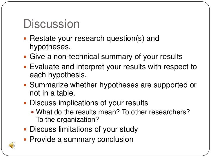 Organizing Your Social Sciences Research Paper: Glossary of Research Terms