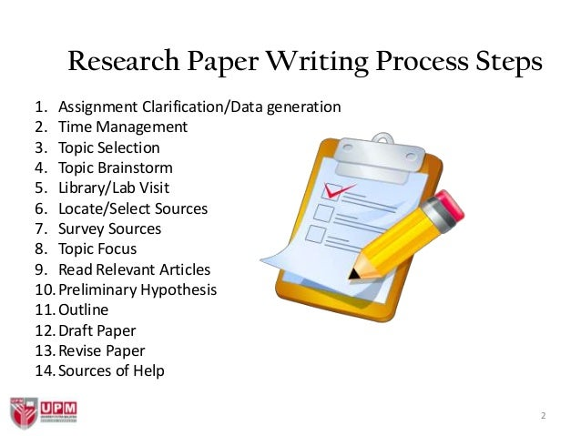 7 Steps On Writing a College Research Paper