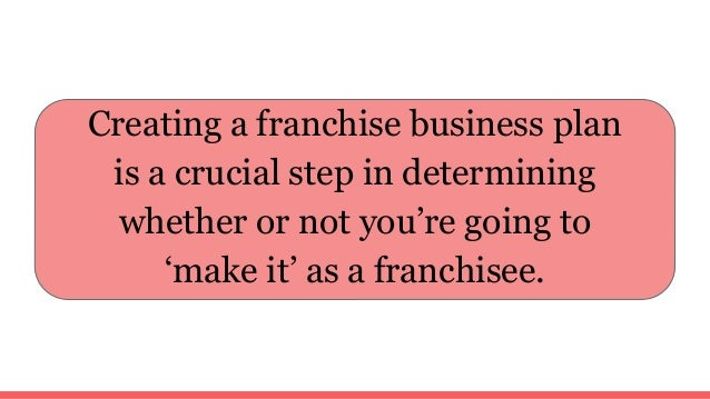 franchise essay