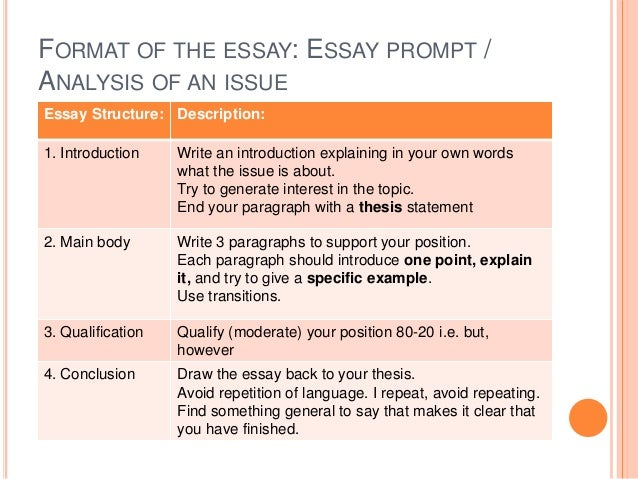 gre issues essay With so much to do in so little time, you need a precise plan for the 45 minutes  allotted for the issue essay here are five strategic steps, along with the amount of .