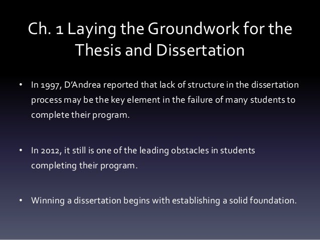 Writing the winning thesis or dissertation download