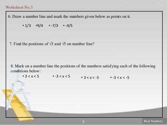 Ereader Worksheets Excel Mathematics Workbook For The Unit Real Numbers Attribute Block Worksheets with Excel Compare Two Worksheets Excel  Real Numbers  Worksheet No  Draw A Number Line  Spanish Numbers 1-30 Worksheet