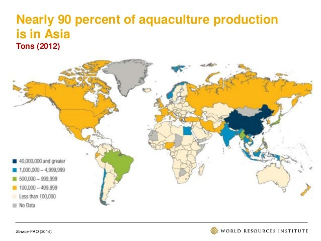 an analysis of aquaculture and aquatic environment organsims Aquaculture aquaculture is a form of agriculture that involves the propagation, cultivation and marketing of aquatic organisms in an controlled environment.